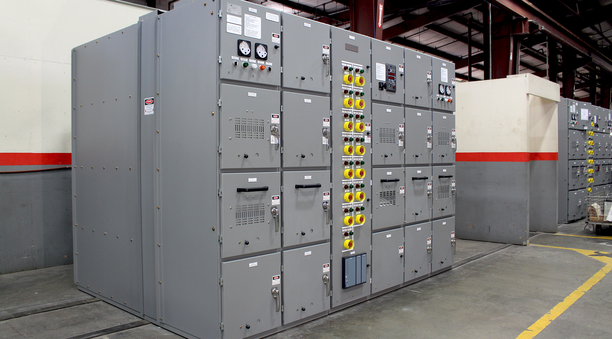 Low Voltage Arc Resistant Equipment