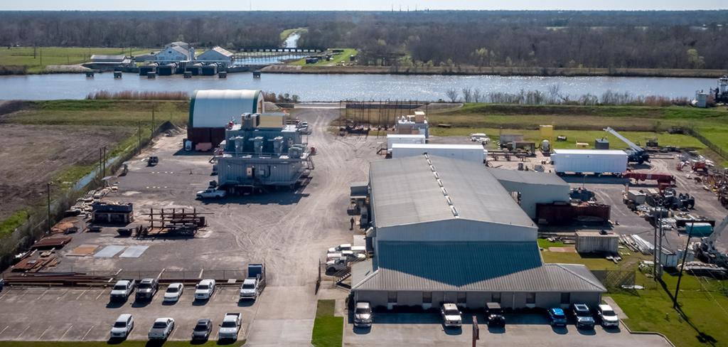 Power Control Buildings Facility