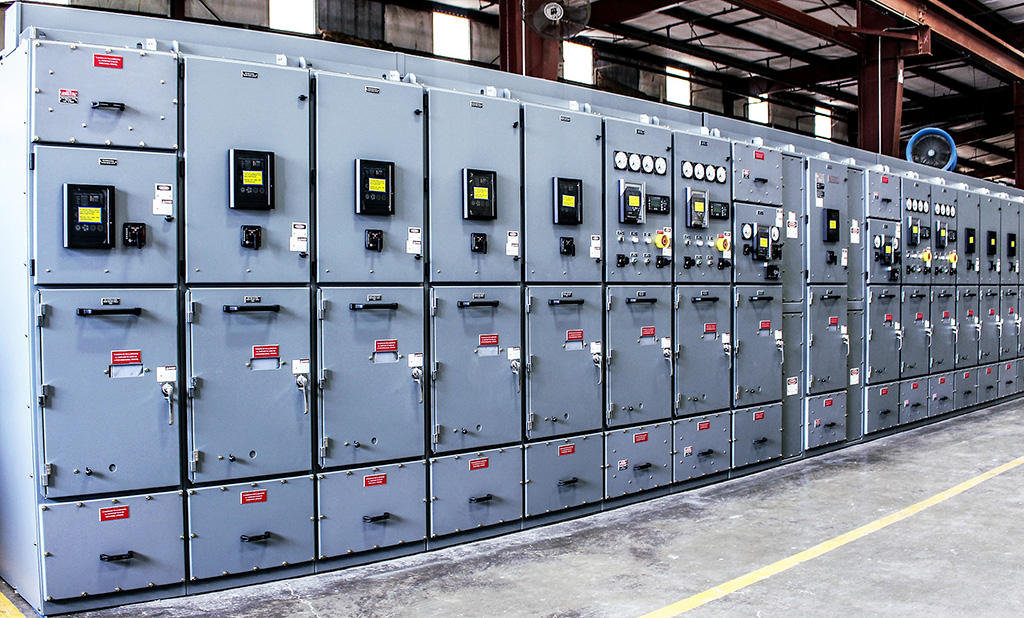 Compact Metal Clad Arc-Resistant Switchgear